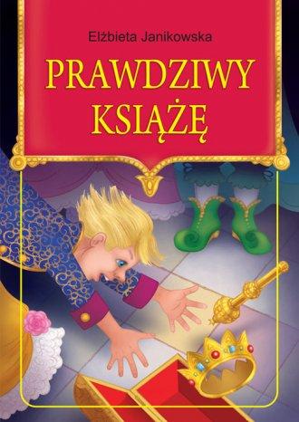 Prawdziwy książę - okładka książki