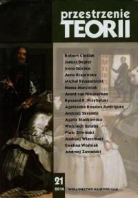 Przestrzenie Teorii 21/2014 - okładka książki
