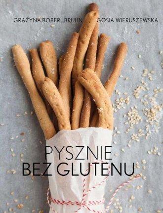 Pysznie bez glutenu - okładka książki
