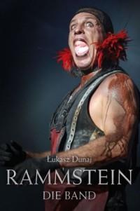 Rammstein - Die Band - okładka książki