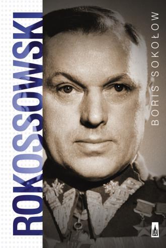 Rokossowski - okładka książki