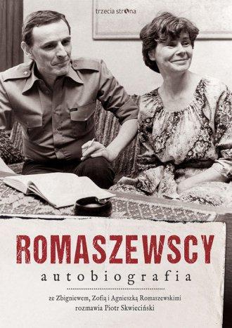 Romaszewscy. Autobiografia. Ze - okładka książki