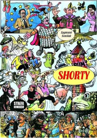 Shorty - okładka książki