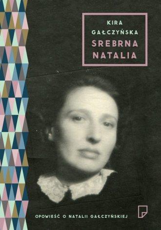 Srebrna Natalia - okładka książki