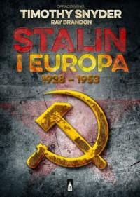Stalin i Europa 1928-1943 - okładka książki