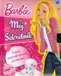 Barbie. Mój Sekretnik - okładka książki