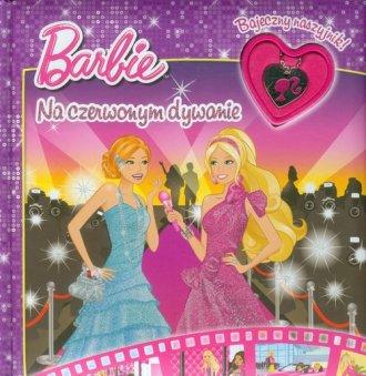 Barbie. Na czerwonym dywanie - okładka książki