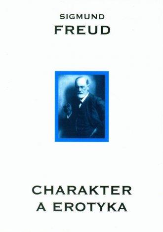 Charakter a erotyka - okładka książki