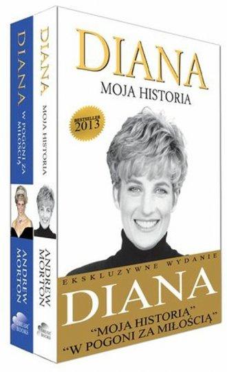 Diana. Edycja specjalna - okładka książki