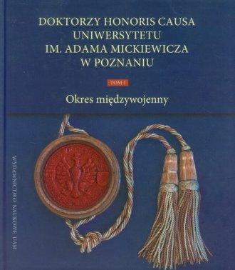 Doktorzy Honoris Causa Uniwersytetu - okładka książki