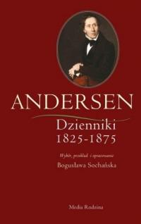 Dzienniki 1825-18875 - okładka książki