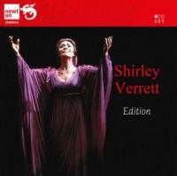 Edition, Verrett, Shirley - okładka płyty