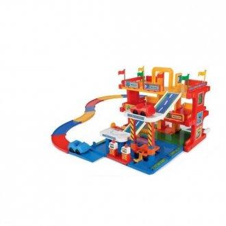 Garaż z drogą (3 m) - zdjęcie zabawki, gry