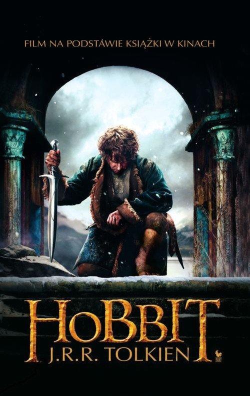 Hobbit czyli tam i z powrotem - okładka książki