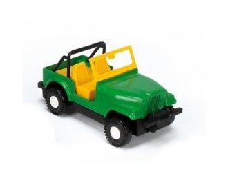 Jeep (mix kolorów) - zdjęcie zabawki, gry
