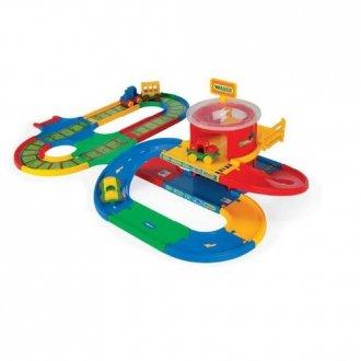 Kid Cars 3D. Parking. 3 Poziomy - zdjęcie zabawki, gry