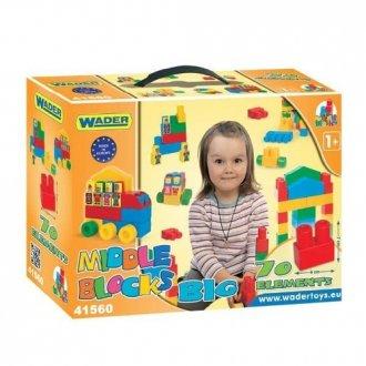 Klocki Middle Blocks Zestaw Big - zdjęcie zabawki, gry
