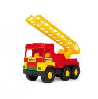 Middle Truck. Straż pożarna - zdjęcie zabawki, gry