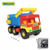 Middle Truck. Wywrotka - zdjęcie zabawki, gry