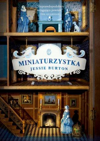 Miniaturzystka - okładka książki