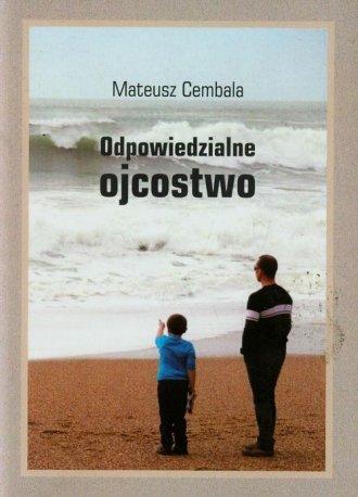 Odpowiedzialne ojcostwo - okładka książki