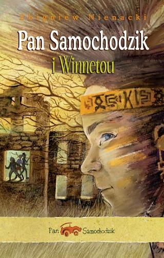 Pan Samochodzik i Winnetou - okładka książki