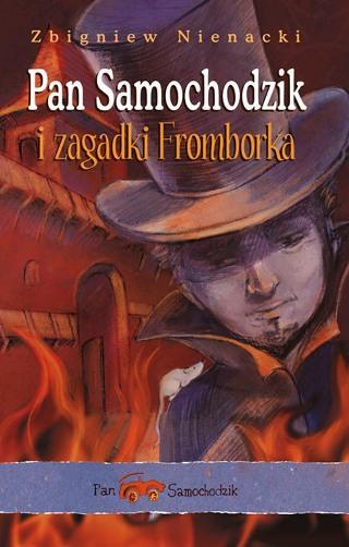 Pan Samochodzik i zagadki Fromborka - okładka książki