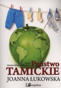Państwo Tamickie - okładka książki