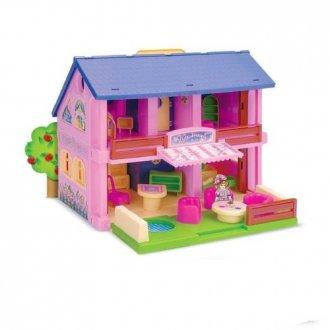 Play House. Domek dla lalek - zdjęcie zabawki, gry