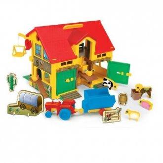Play House Farma. 25450 - zdjęcie zabawki, gry