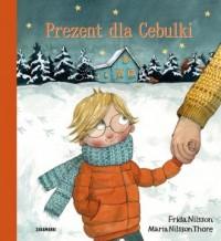 Prezent dla Cebulki - okładka książki