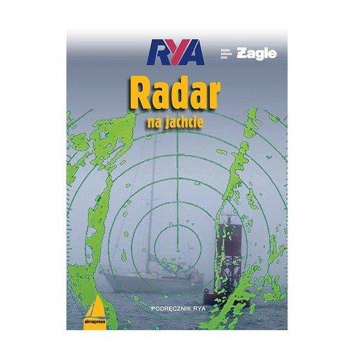Radar na jachcie. Podręcznik RYA - okładka książki