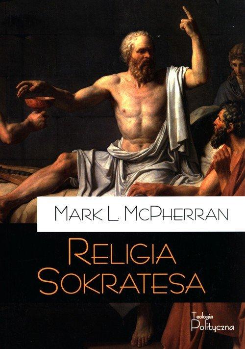Religia Sokratesa - okładka książki