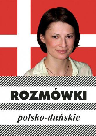 Rozmówki polsko-duńskie - okładka podręcznika