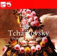 Seasons / Islamey, Tchaikovsky / Balakirev - okładka płyty