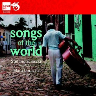 Songs Of The World, Sciascia, Stefano - okładka płyty