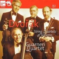 String Quartets Nos. Dvorak, A. - okładka płyty