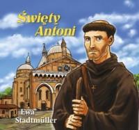 Święty Antoni - okładka książki
