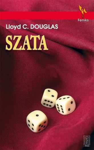 Szata - okładka książki
