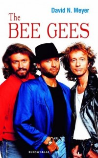 The Bee Gees - okładka książki