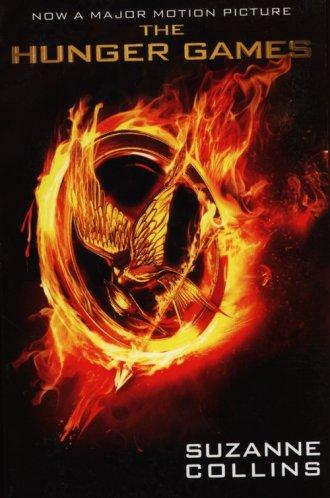 The Hunger Games - okładka książki