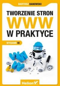 Tworzenie stron WWW w praktyce - okładka książki