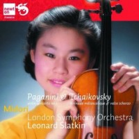 Violin Concerto. Paganini / Tchaikovsky - okładka płyty