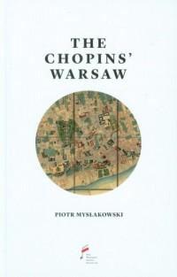 Warszawa Chopinów (wersja ang.) - okładka książki