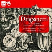 Works For Double Bass & P, Dragonetti, D. - okładka płyty