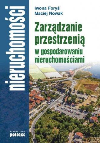 Zarządzanie przestrzenią w gospodarowaniu - okładka książki