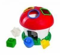 ABC. Domek muchomor - zdjęcie zabawki, gry