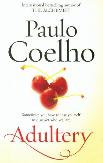 Adultery - okładka książki