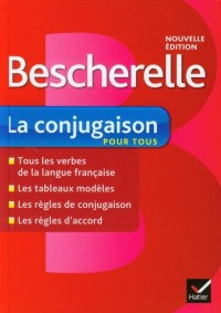Bescherelle 1. Conjugaison - okładka książki