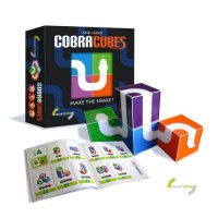 Cobra  (puzzle logiczne, przestrzenne 3D) - zdjęcie zabawki, gry